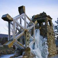 Ледяная мельница :: Виталий Немченко