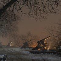 Зимний туман в Чернигове :: Александр Крупский