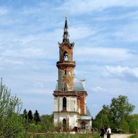 Храм Михаила Архангела в Поджигородове :: Евгений Кочуров