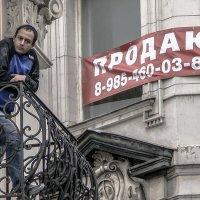 Москва. Молчание - золото! :: Игорь Олегович Кравченко