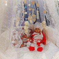 Маленькая Санта. :: Татьяна Помогалова