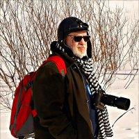 Взгляд коллеги в Новый Год :: Кай-8 (Ярослав) Забелин