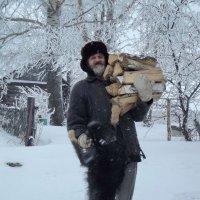 Боец деревенского фронта :: Светлана Рябова-Шатунова
