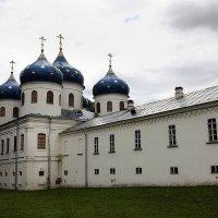 В.Новгород. Юрьевский монастырь :: Наталья