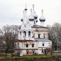 Церковь Иоанна Златоуста. Вологда. :: Юрий Шувалов