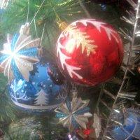Merry Christmas для всх, кто сегодня отмечает Рождество Христово! :: Елена Семигина
