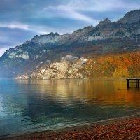 Красотa осенних гор :: Elena Wymann