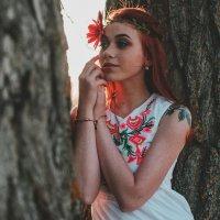 Солнце :: Оленька Корнеева