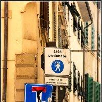 Знаменитые флорентийские знаки :: Михаил Розенберг