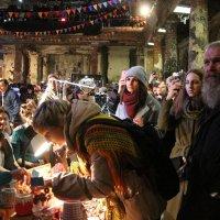 Рождественская ярмарка в Анненкирхе :: Наталья Герасимова