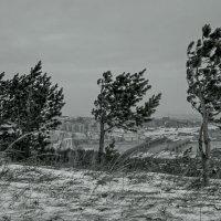 Погода испортилась... :: Сергей Герасимов