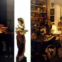 Мастерские, где живёт творчество и рождаются образы. :: Николай Ярёменко