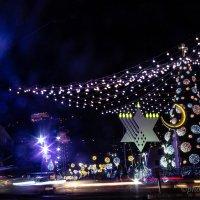 Новогодняя Хайфа :: Tatyana Belova