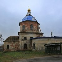 Церковь святых мучеников Флора и Лавра,г Кашин :: ninell nikitina