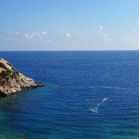 Средиземное море. :: Зоя Чария
