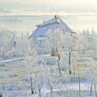 Дом на берегу :: Екатерина Торганская