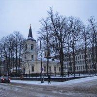 Хельсинки, Святотроицкий храм :: veera (veerra)