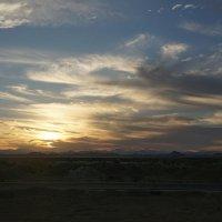 Закат в пустыне :: igor G.