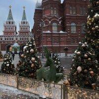 Праздничная Москва :: Светлана