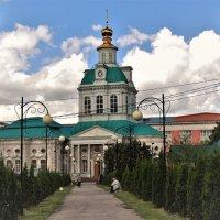 Храм во имя святых великомучеников Флора и Лавра :: Вячеслав Маслов