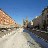 Санкт-Петербург,канал Грибоедова. :: Валентина Жукова