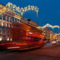 Скоро праздник к нам примчится! :: Олег Денисов