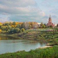 2.Борисоглебское озеро в Раменском :: Николай Мартынов