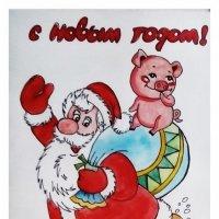 С Новым годом! :: Вячеслав