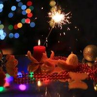 С  Новым 2019   Годом дорогие мои!!! :: ninell nikitina
