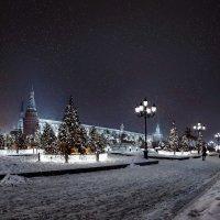 Антична, открыта, но сдержана Стоит она – площадь Манежная :: Roman Mordashev