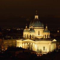 Вид на собор с высоты :: Aнна Зарубина