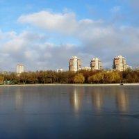 Первый лёд :: Ирина Via