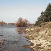 Завидуют разливу берега... :: Лесо-Вед (Баранов)