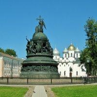 Памятник «Тысячелетие России» :: Владимир Соколов