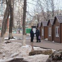 Карантин. :: Ильсияр Шакирова