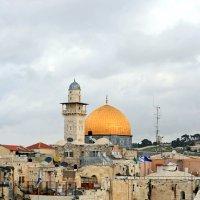 У Стены Плача. Мечеть Скалы. :: Зуев Геннадий