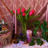 Тюльпаны & компания :: Nina Yudicheva