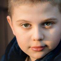 Портрет сына :: Алексей Леухин