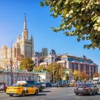 Высотка на Кудринской площади :: Юлия Батурина