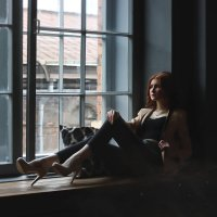 """На окне..."" :: Анастасия Белякова"