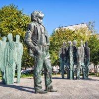 Памятник Бродскому :: Юлия Батурина