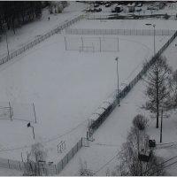Снег и снег кругом! :: Вера