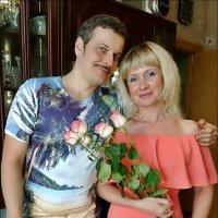 Семейное торжество. Супруги  Паша и Наташа вместе 17 лет :: Нина Корешкова
