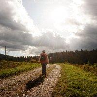 путешествие по нашей деревне :: Jiří Valiska