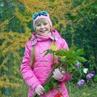 Золотая осень Четвертого класса :: Дмитрий Конев