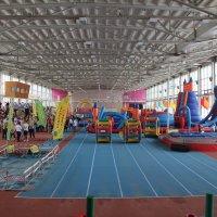 Детский спортивный праздник :: Валерий