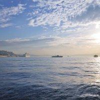 Стамбул, раннее утро на Босфоре :: Swetlana V