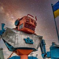 Робот TIS :: Олег Шендерюк