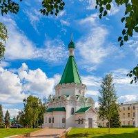 Собор Архангела Михаила в Нижегородском кремле :: Дмитрий Анатольевич