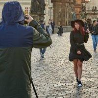 Ты сними меня фотограф. :: Виталий Бобров